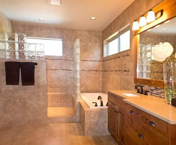 light fixtures now theres a bright idea - Bathroom Improvement Ideas