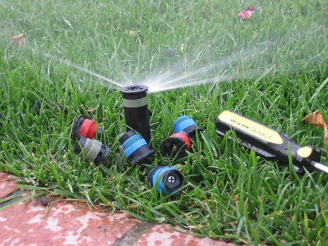 Sprinklers - Plumbing Service in Philadelphia