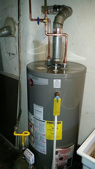Water Heater - Plumbing Service in Philadelphia
