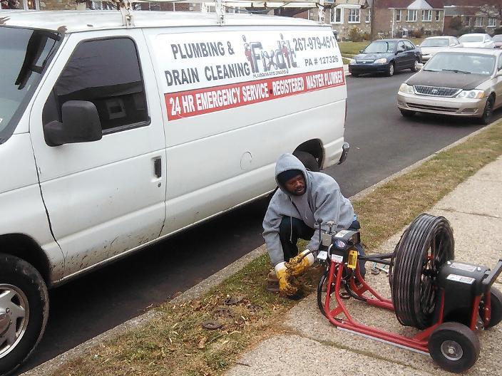 Drain Clearing - Plumbing Service in Philadelphia